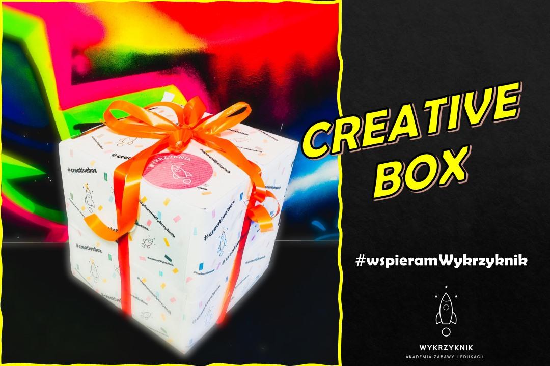CREATIVE BOX #wpieramwykrzyknik