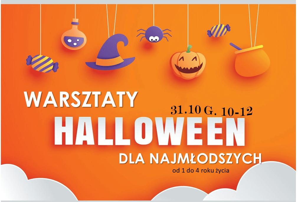 Halloween dla najmłodszych